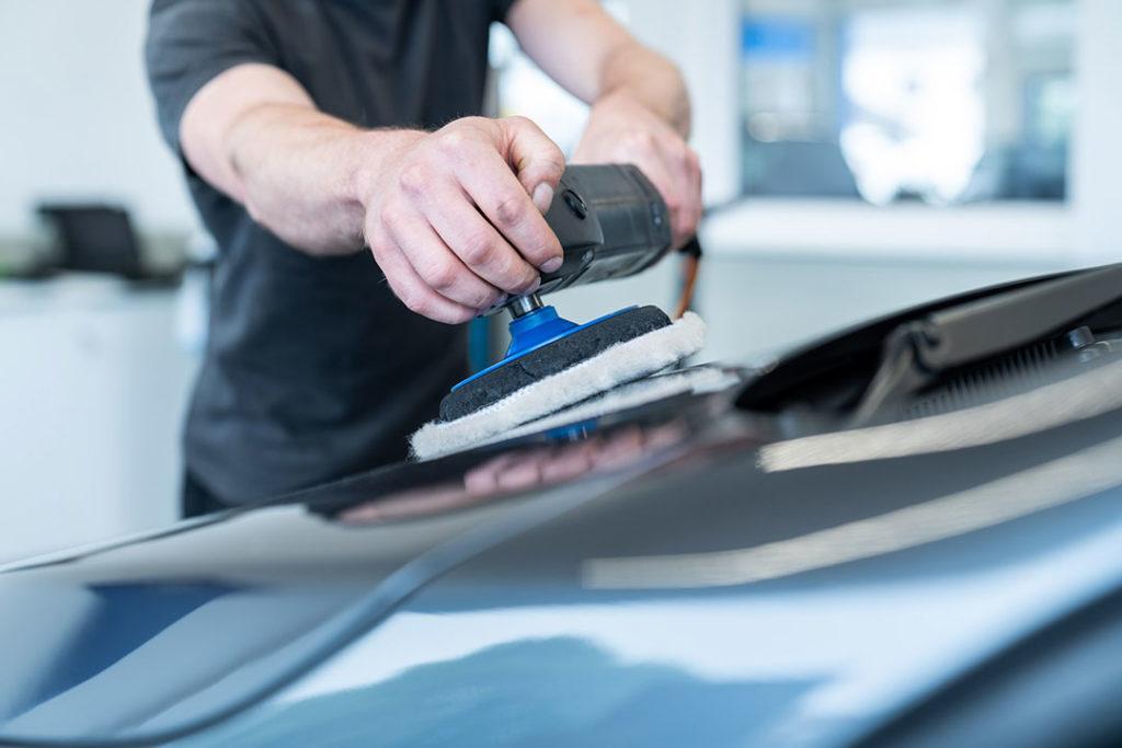 Autohaus Wursthorn – Fahrzeugaufbereitung